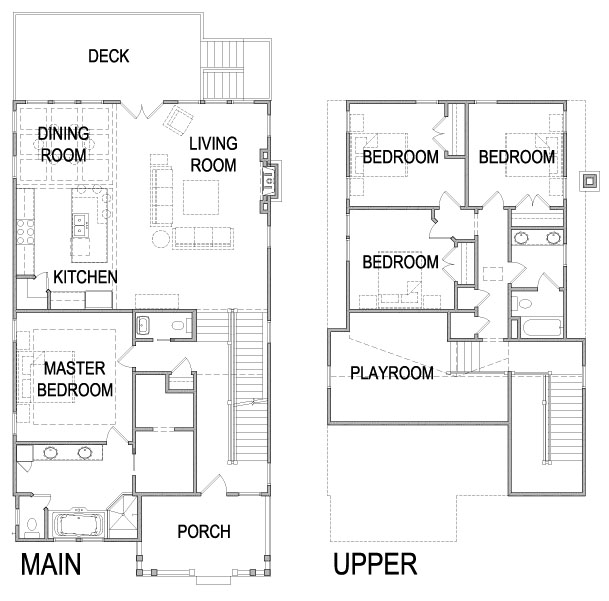 Split level home open floor plan for Split level open floor plan remodel